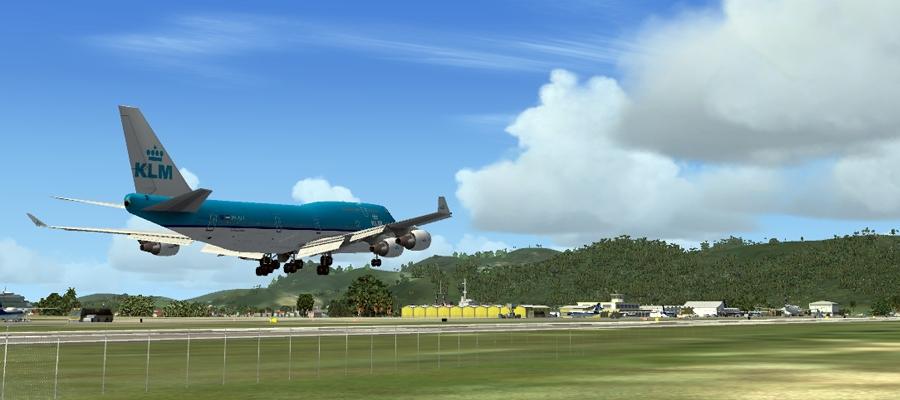 flight simualtor x